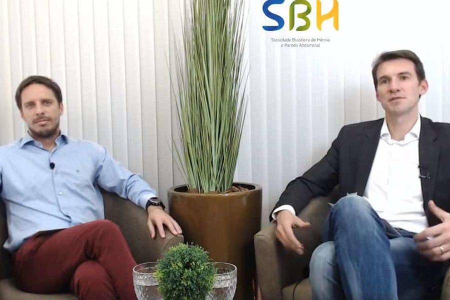 Christiano Claus participa de live da SBH