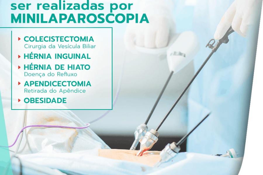 5 cirurgias que podem ser realizadas por minilaparoscopia