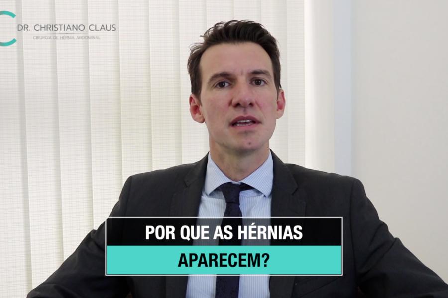 Por que as hérnias aparecem?