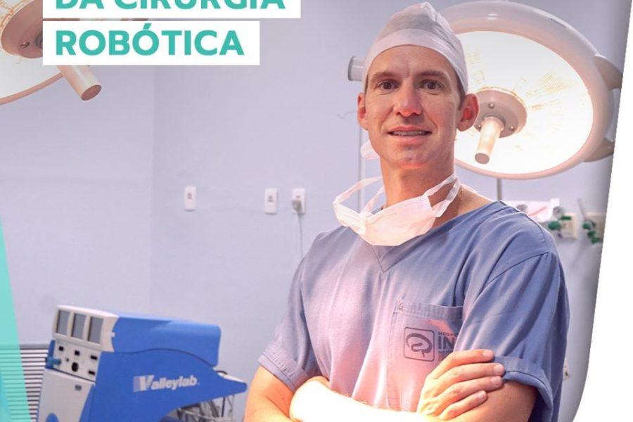 Vantagens da cirurgia robótica