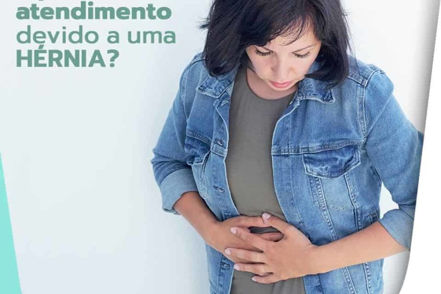 Quando procurar o pronto-atendimento devido a uma hérnia?