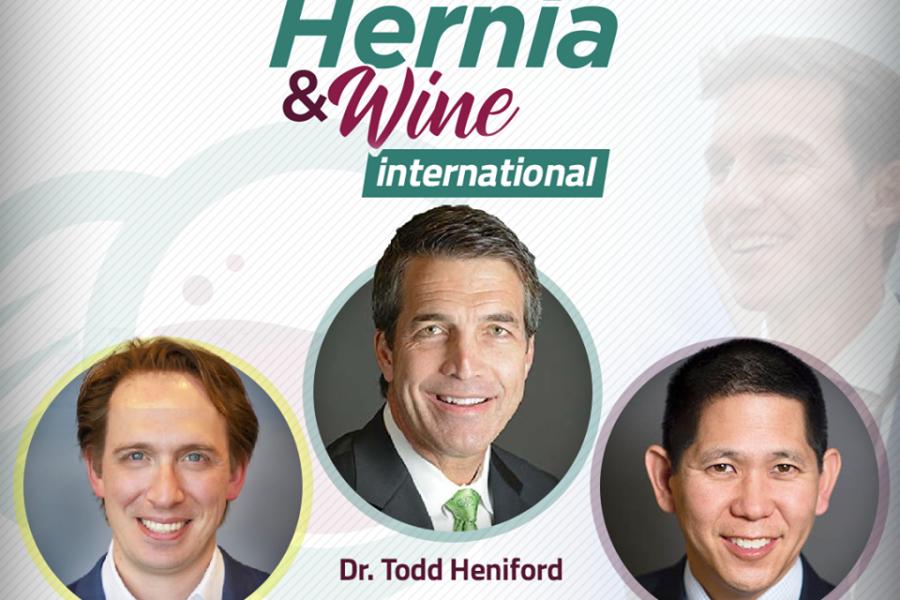Hérnia & Wine International