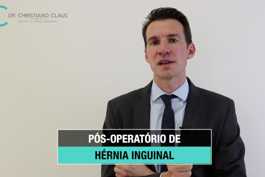 Saiba mais sobre o pós-operatório de Hérnia Inguinal