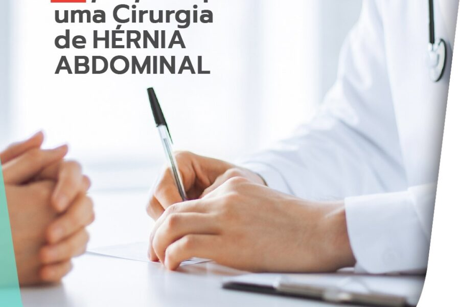 4 passos do preparo para uma cirurgia de hérnia abdominal