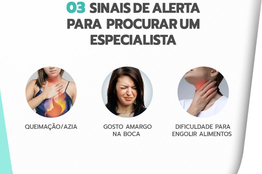 Hérnia de Hiato – 3 sinais de alerta para procurar um especialista