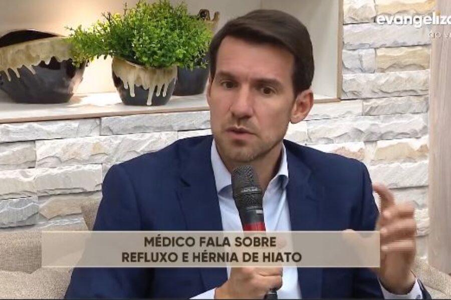 """Entrevista ao programa """"A Vida em Foco"""" da TV Evangelizar"""