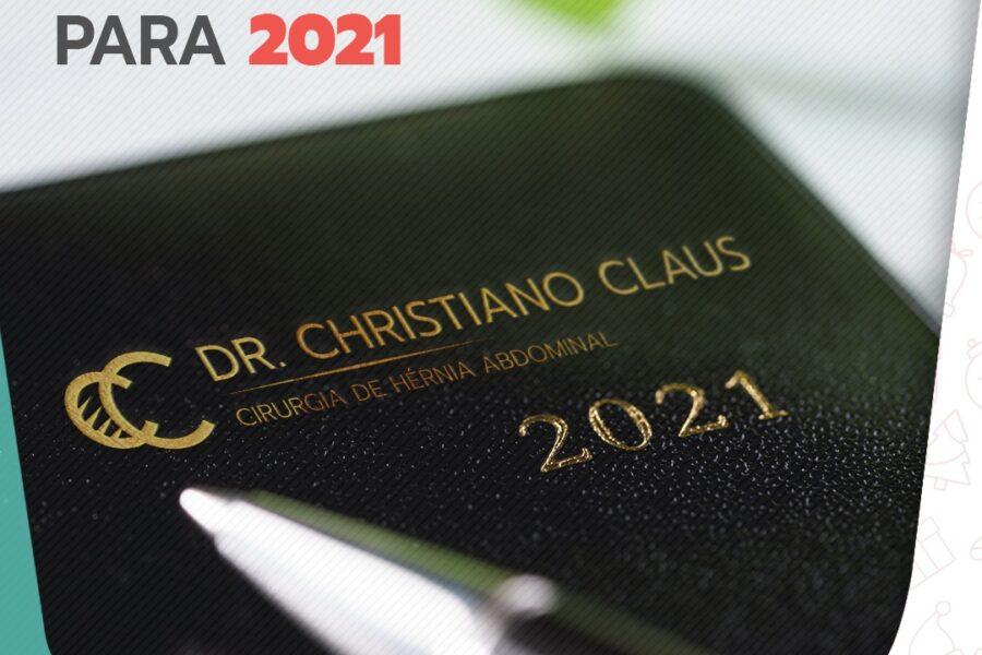 Agenda aberta para 2021