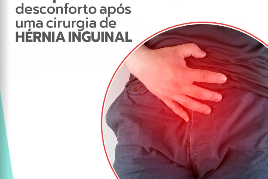 03 dicas para evitar desconforto após a sua cirurgia de hérnia abdominal