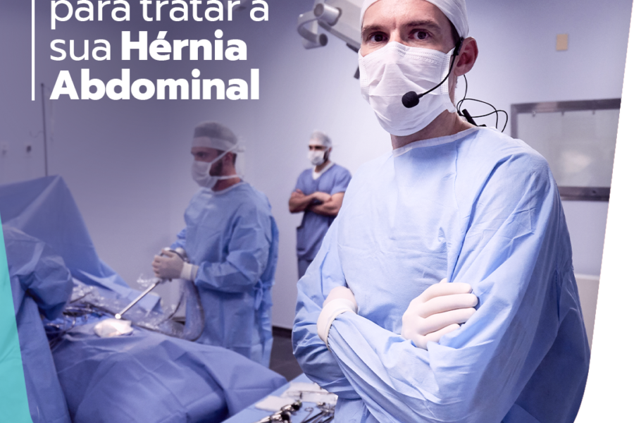 Motivos para tratar a sua hérnia abdominal